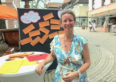 Bürgerbefragung in Bensheim